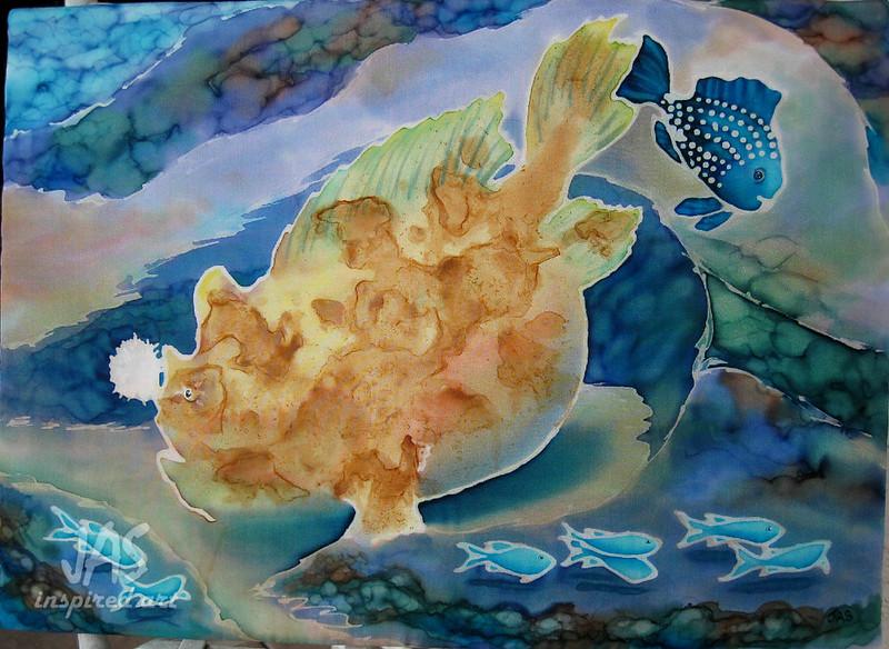 Sulawesi Frogfish