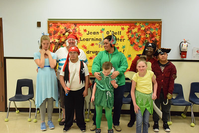 Jean O'Dell Halloween Parade