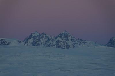 Northeast Greenland's Liverpool Land