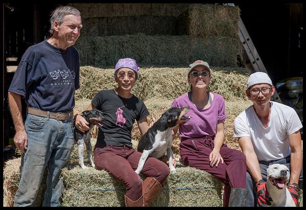 2020-08-09 - Evergreen Goat Farm