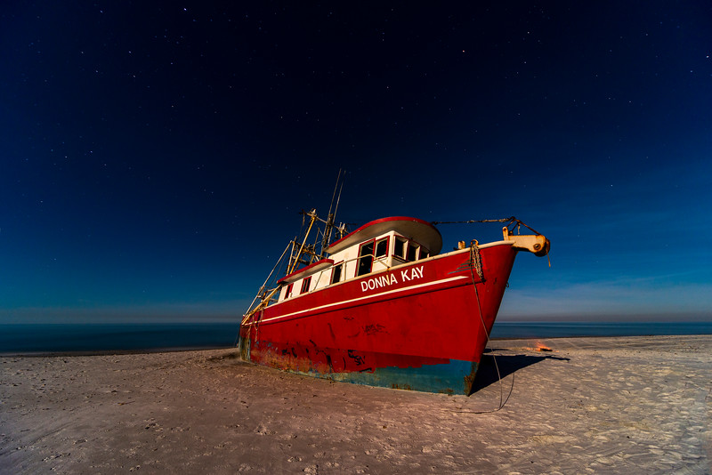 Donna Kay Shipwreck