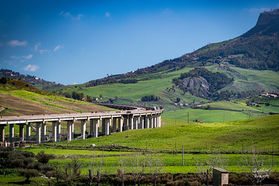 12 Cross Sicily - Agrigento to Siracusa