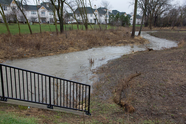 Flood April 2013