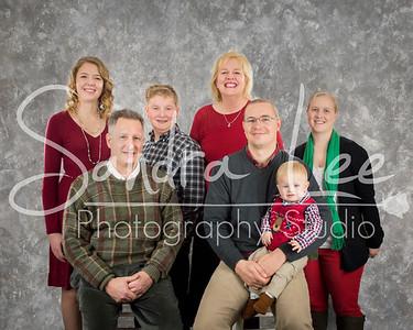 Brenda Ennis Family Studio Portraits