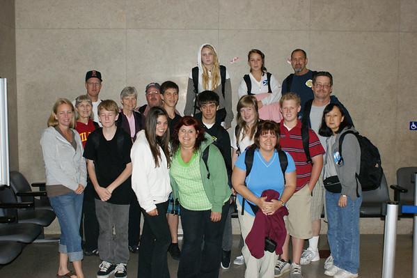 High School Mission Trip 2009