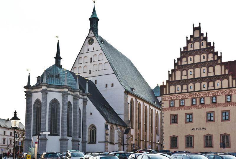 Freiberg, Dom vom Untermarkt