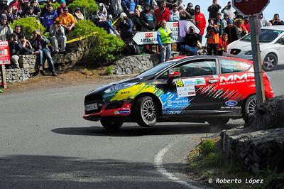 40 Rally Islas Canarias TCSS 9 Galdar - FESTINA 1