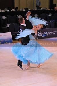 IDSF International Open Standard, Snow Ball Classic, 2011, February 5