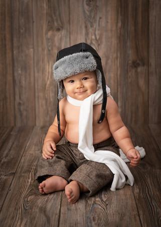 MC Baby Hats Kristin Clark