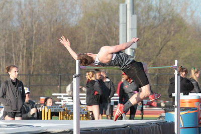 Men's High Jump Decathlon (Day 1) - 2018 Horizon League T&F Championships