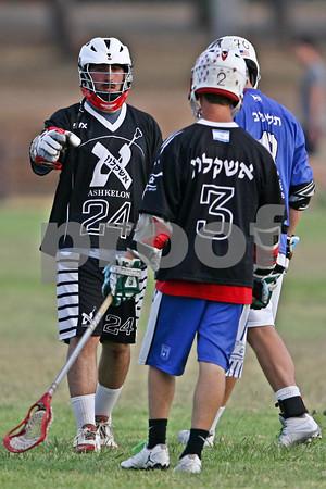 7/14/2013 - Ashkelon vs. Tel Aviv (#2) - Hayarkon Park, Tel Aviv, Israel
