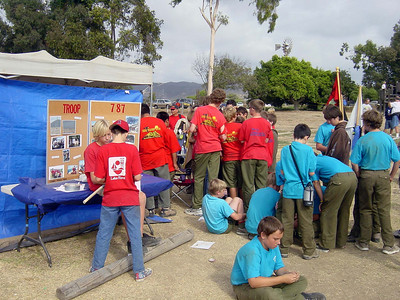 10/16/2004 - Fall Camporee