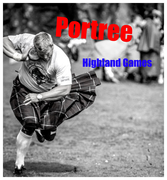 Portree Highland Games, Isle of Skye