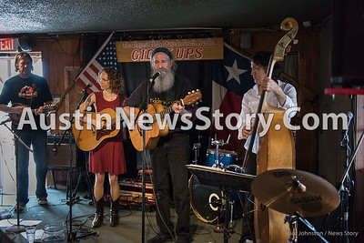 Hank and Shaidri Alrich - Giddy Ups Saloon, Thurs., 3-19-2015