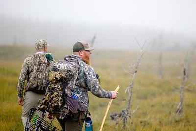 2021-09-01 Moose Bow-Hunting Trip