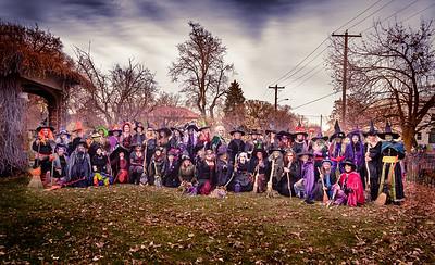 Logan Hocus Pocus - Halloween 2017