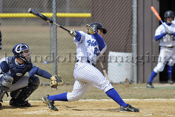 Lincoln-Way East Vasity Baseball: 2008