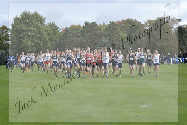 2015 PSUAC Cross Country