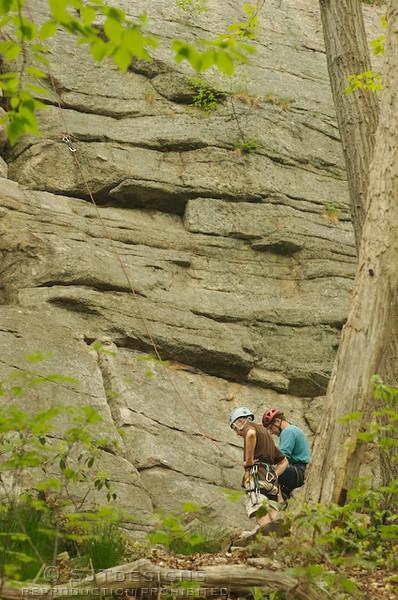 Shawangunks - Unknown Climbers May10-13, 2007