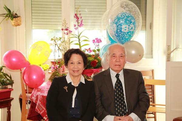 6  hình-Lễ Thượng Thọ Thầy Phạm Kế Viêm - 80 tuổi