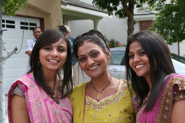 Nim and Vineeta's wedding 2008