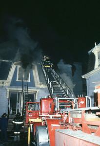Quincy Pl, Roxbury 12/22/1982