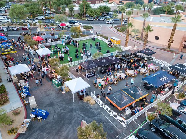 Rancho Mirage Chamber Block Party 2018
