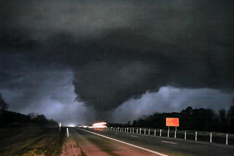2012 Liberty Ky, Tornado