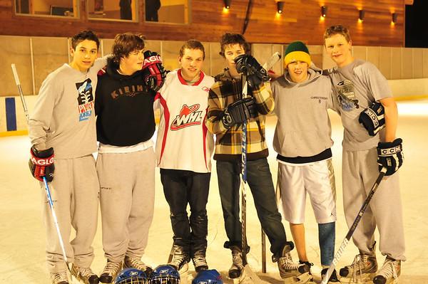 Winthrop Hockey Weekend