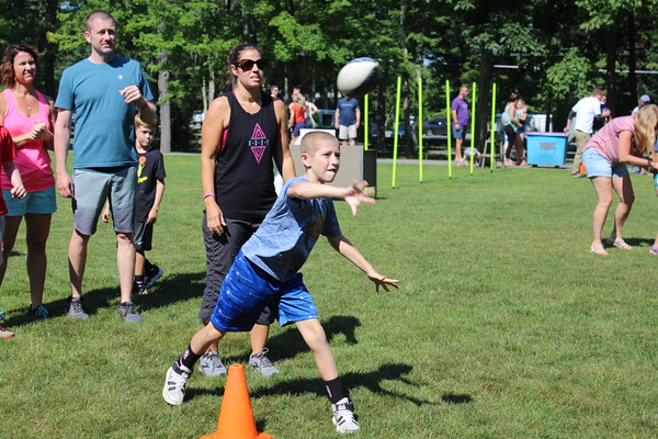 August 9 - Field Day Games