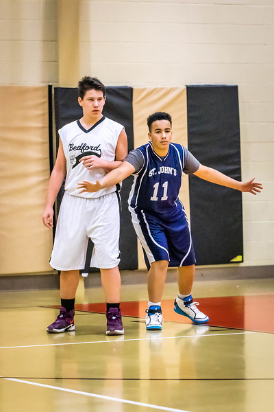OLM vs Bedford Basketball