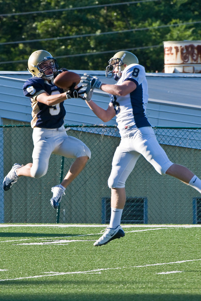 Sports-Football-PA Scrimmage 2009-20