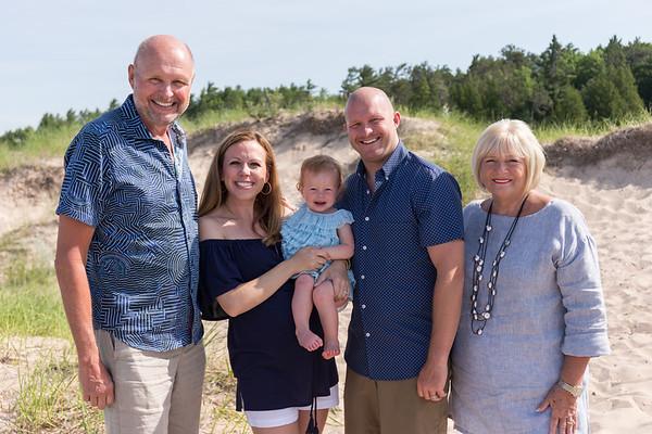 Petoskey State Park family photography Amanda Northern Michigan