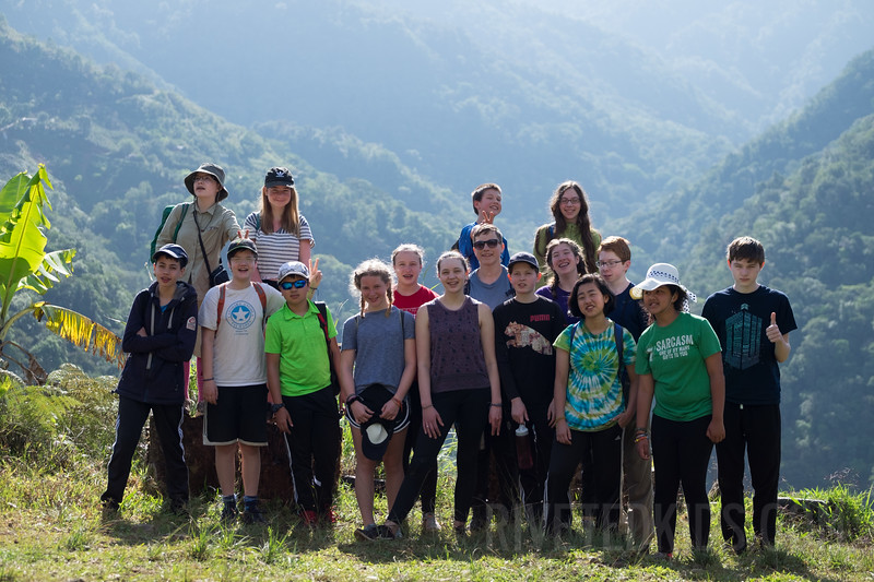 Costa Rica | Middle School Spring Break | 2018