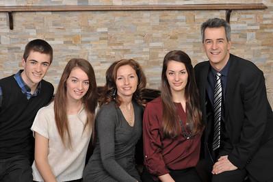 La famille Béland
