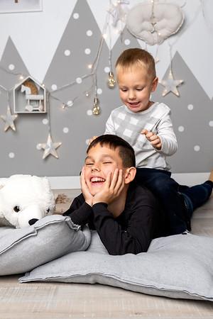 Алек и Георги Коледа 2019