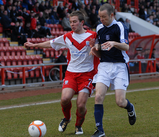 Airdrie v Dundee (3.0) 20 3 10