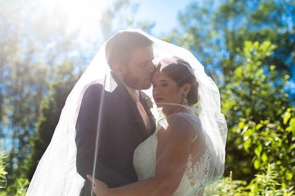 Alex and Christine's Wedding