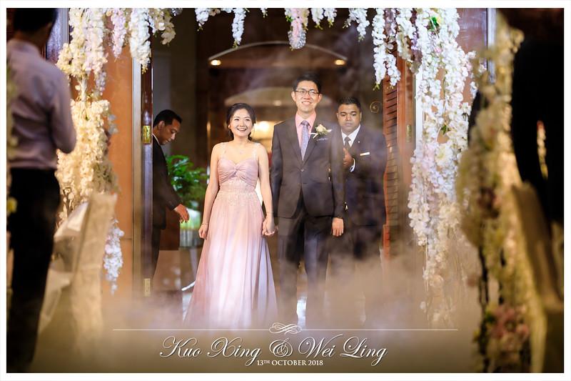 Wedding of Kuo Xing & Wei Ling | © www.SRSLYPhotobooth.sg