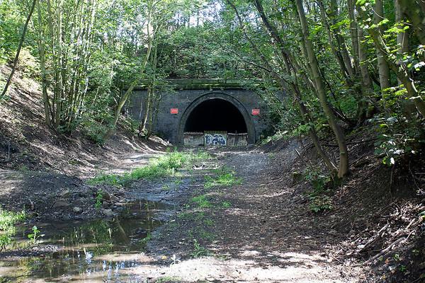 Crigglestone Tunnel - 27th August 2011