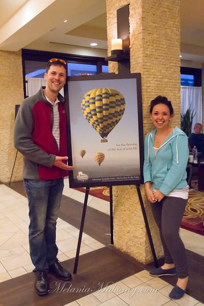Balloons Over Napa Valley