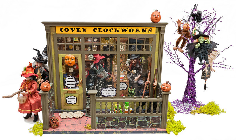 Coven Clockworks