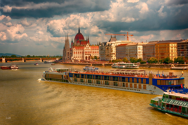 Cruising the Danube:  BudaPest to Prague