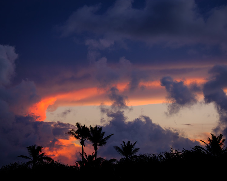 Boyton Beach Florida Sunset