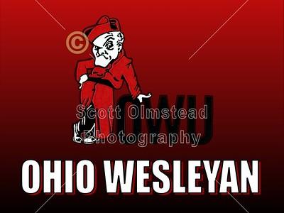 Ohio Wesleyan University Battlin' Bishops