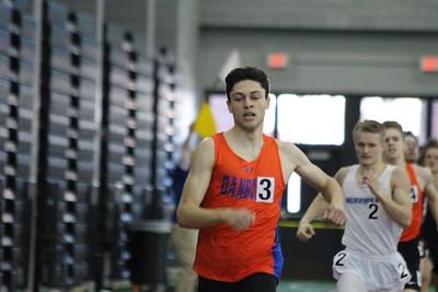 Boys 600m Run