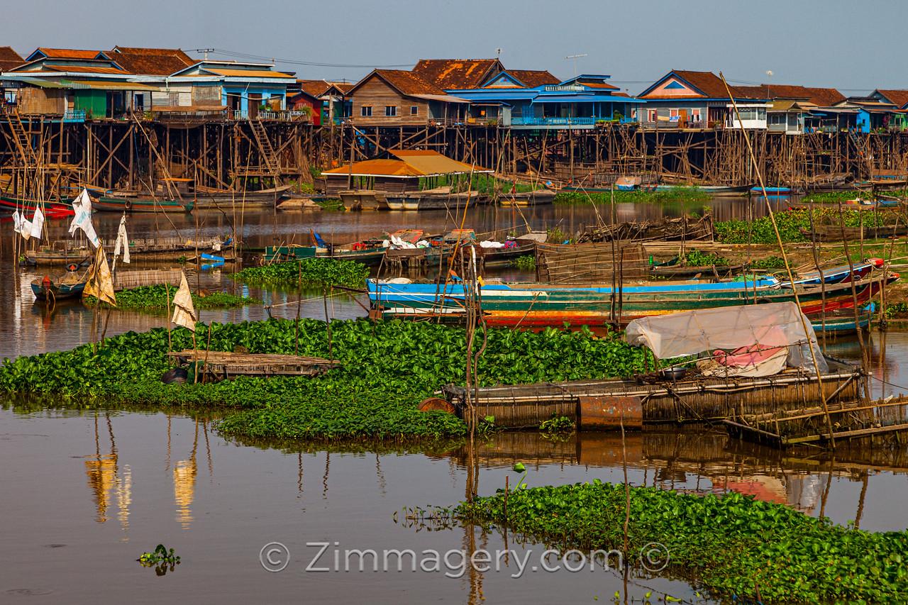 Floating City, Cambodia