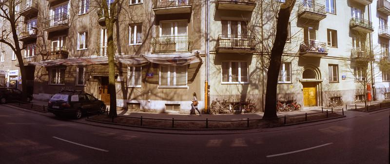 ANALOG HORIZONT Kodak Gold 200 Warszawa 11.04.2019 Spring LR