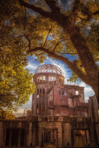 A- Bomb dome