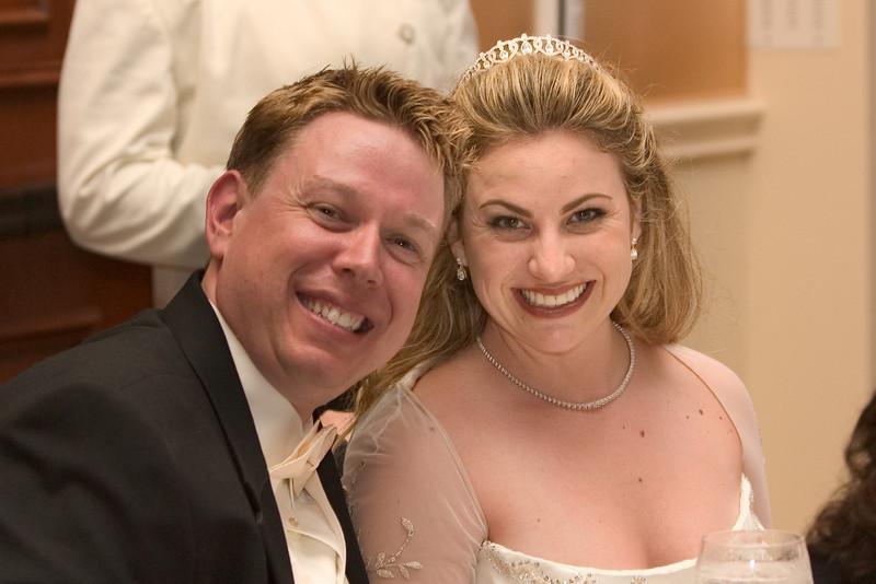 2004 07/04: Dan and Britton's Wedding Reception